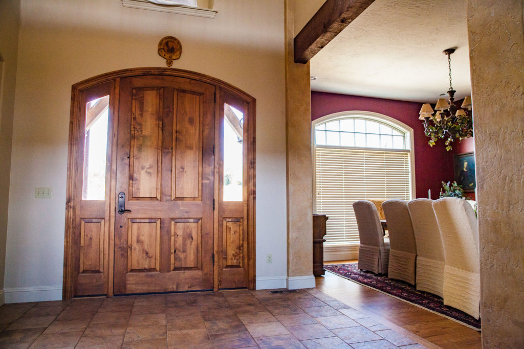 Custom Architectural Wood Doors in Springfield, Mo 5