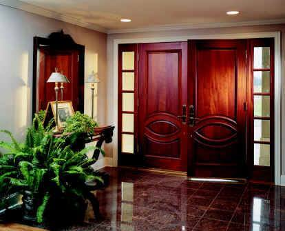 Custom Architectural Wood Doors in Springfield, Mo 2