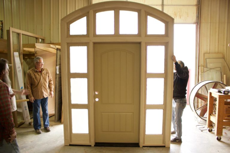 Crafting Your Door- Our Process 4