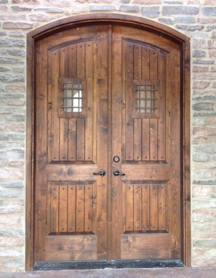 Custom Architectural Wood Doors in Springfield, Mo 4