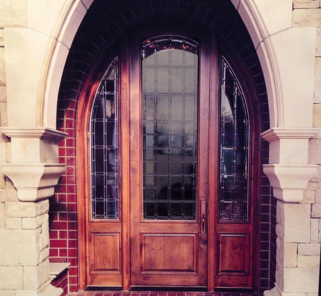 Custom Architectural Wood Doors in Springfield, Mo 1